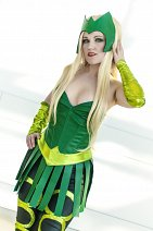 Cosplay-Cover: Amora the Enchantress