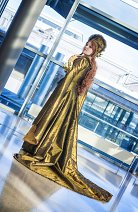 Cosplay-Cover: Sigyn - Goddess of Fidelity and Wife of Loki