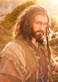 Cosplay-Cover: Thorin Oakenshield (Lake town outfit - DOS)