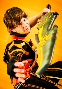 Cosplay-Cover: Jin Primary Disciple of Hon Chun Cult [Blade&Soul]