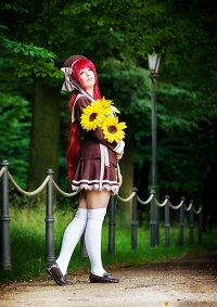 Cosplay-Cover: Lisianthus