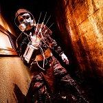 Cosplay: Scarecrow [Arkham Asylum]