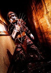 Cosplay-Cover: Scarecrow [Arkham Asylum]