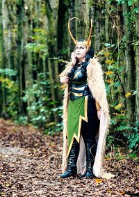 Cosplay-Cover: Lady Loki