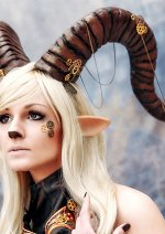Cosplay-Cover: Steampunk Faun