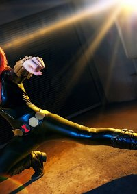 Cosplay-Cover: Black Widow [Comic]