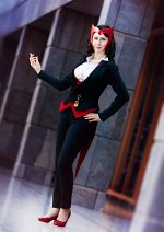 Cosplay-Cover: Scarlet Witch [Maidvengers]