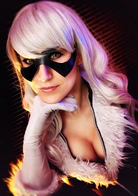 Cosplay-Cover: Felicia Hardy aka Black Cat