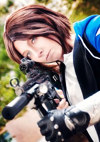 "Cosplay-Cover: James ""Bucky"" Barnes [Avengers Academy]"
