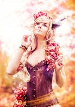 Cosplay-Cover: Flower-Elf-Princess
