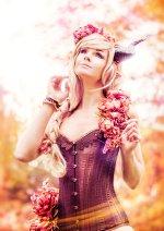 Cosplay-Cover: Flower-Elf-Princess