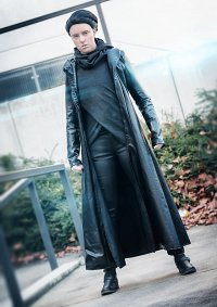 Cosplay-Cover: Khan Noonien Singh (Into Darkness)
