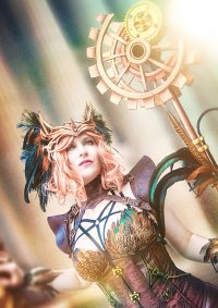 Cosplay-Cover: Steampunk Harpyie