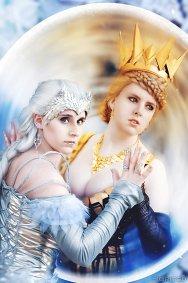 Cosplay-Cover: Freya the Ice Queen [Huntsman Winter's War]