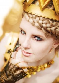 Cosplay-Cover: Ravenna the Evil Queen (The Huntsman and the Ice Q