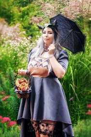 Cosplay-Cover: Totoro