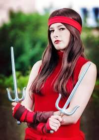 Cosplay-Cover: Elektra [Avengers Academy]
