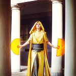 Cosplay: The Ancient One