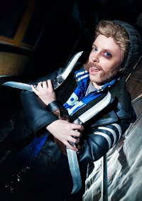 Cosplay-Cover: Captain Boomerang