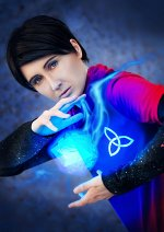 Cosplay-Cover: Billy Kaplan / Wiccan [Avengers Academy]