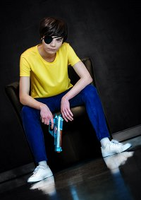 Cosplay-Cover: Evil Morty