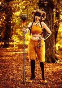 Cosplay-Cover: Wald Faun Chaira