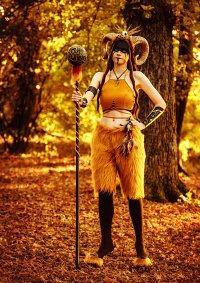 Cosplay-Cover: Wald Faun Chaira