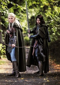 Cosplay-Cover: Aragorn