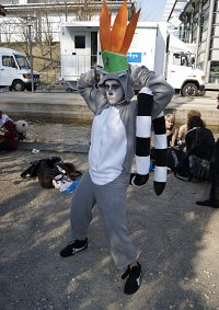 Cosplay-Cover: King Julian