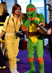 Cosplay-Cover: Michelangelo