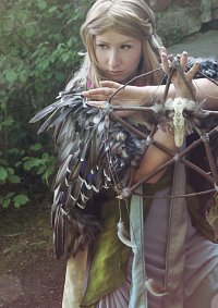 Cosplay-Cover: Forbidden Forest Witch (Legend of the Cryptids)