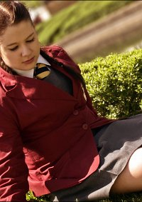 Cosplay-Cover: Lucy Pevensie [School Uniform]