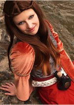 Cosplay-Cover: Lucy Pevensie (Prinz Kaspian von Narnia)