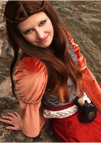 Cosplay-Cover: Lucy Pevensie (Prinz Kaspian von Narnia)