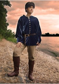 Cosplay-Cover: Edmund Pevensie (Prinz Kaspian von Narnia)