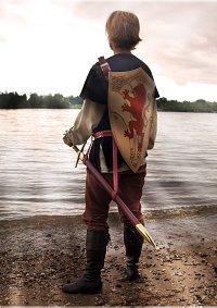Cosplay-Cover: Peter Pevensie (Prinz Kaspian von Narnia)