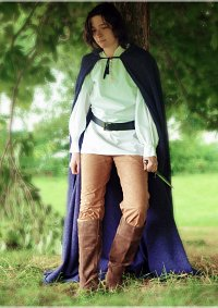 Cosplay-Cover: Prince Caspian X. (Trufflehunter's Den)