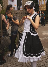 Cosplay-Cover: Maid!Italy