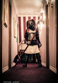 Cosplay-Cover: Liz T. Blood