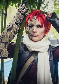 Cosplay-Cover: Gaara [Steampunk]