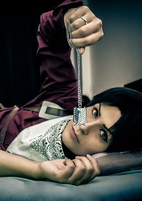 Cosplay-Cover: Levi (Heichou [Red Version])