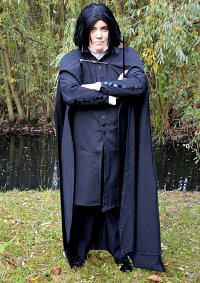 Cosplay-Cover: Snape