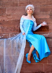Cosplay-Cover: Elsa (Frozen)