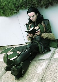 Cosplay-Cover: Loki (Thor 2 Version)