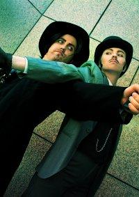 Cosplay-Cover: Sherlock Holmes (Movie / Robert Downey Jr. Version