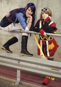 Cosplay-Cover: Yuri Lowell (First Strike)
