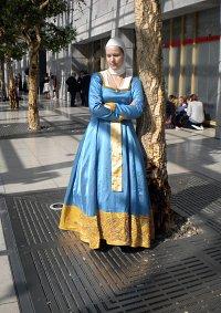 Cosplay-Cover: Prinzessin Merida von Dunbroch