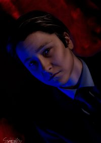 Cosplay-Cover: Dr. Hannibal Lecter