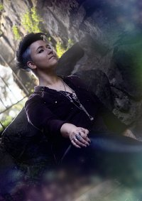 Cosplay-Cover: Magnus Bane