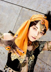 Cosplay-Cover: Nishinoya Yū (Arabian AU)